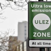 Londres étend sa taxe de circulation pour les véhicules les plus polluants