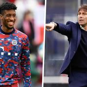 Le journal du mercato : Coman vers un départ du Bayern, Conte prêt à succéder à Soslkjaer à Manchester ?