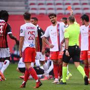 Ligue 1 : Trois matches de suspension pour Kadewere