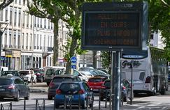 La circulation différenciée mise en place en région parisienne et à Lyon