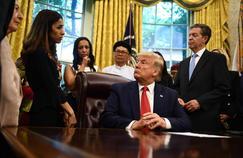 Trump à Nadia Murad : «Vous avez eu le prix Nobel de la Paix ?»