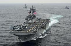 Détroit d'Ormuz : les États-Unis disent avoir abattu un drone iranien