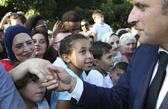 Rugy, retraites, violences policières: Emmanuel Macron interpellé dans les Hautes-Pyrénées