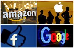 Google, Facebook et Amazon jugent la taxe numérique française «discriminatoire»