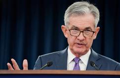 La Fed agira pour préserver la croissance américaine, promet Jerome Powell