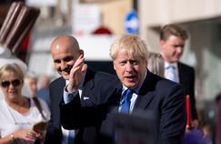 Brexit : Boris Johnson parle «d'énormes progrès» et se compare à Hulk