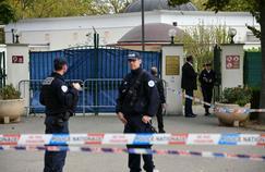Attaque d'une mosquée à Colmar : le conducteur hospitalisé
