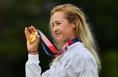 JO : l'Américaine Nelly Korda championne olympique