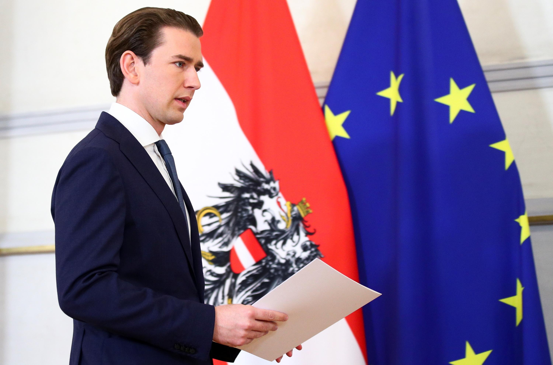 Soupçonné de corruption, le chancelier autrichien Sebastian Kurz annonce sa démission thumbnail