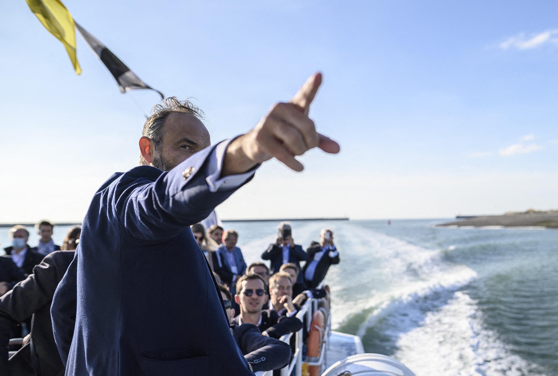 Avec son parti «Horizons», Édouard Philippe se fixe un cap thumbnail
