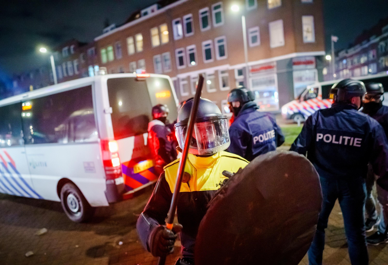 Les émeutes aux Pays-Bas pourraient donner des idées aux jeunes Français»
