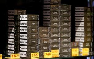 Près d'un fumeur français sur cinq achète ses cigarettes à l'étranger