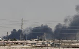 Attaque en Arabie Saoudite : les cours du pétrole s'envolent