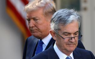 La Fed abaisse de nouveau ses taux d'intérêt de 0,25%