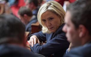Caricaturée en excrément, Marine Le Pen déboutée par la Cour de cassation