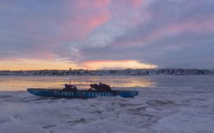 Québec en hiver, un magnifique terrain de jeu