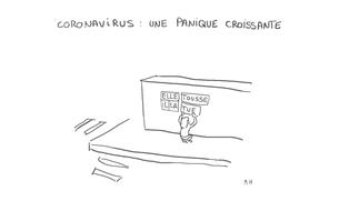 Aranega et Juin couronnés pour leurs dessins de presse malgré la crise sanitaire