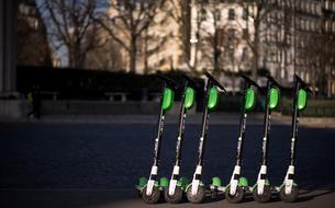 Les trottinettes électriques aggravent le bilan carbone de Paris