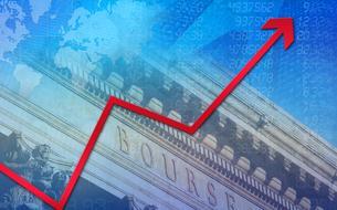 Le PIB du troisième trimestre est révisé à la hausse et progresse de 18,7% selon l'Insee