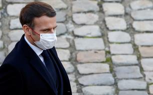 Homme tabassé par des policiers : Emmanuel Macron se dit «choqué» par la violence de la vidéo