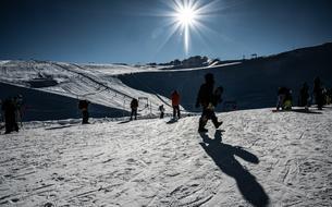 Une pétition réclame l'ouverture totale des stations de ski à Noël