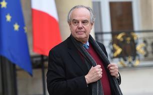 Frédéric Mitterrand, malade du Covid-19, hospitalisé à Paris