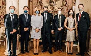 Brigitte Macron assure Stéphane Bern de son «soutien» dans sa croisade contre les éoliennes