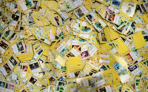 Chez Drouot, les cartes Pokémon partent à prix d'or