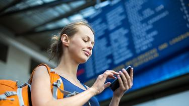 Les billets de train en vente sur Facebook Messenger