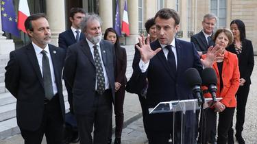 Biodiversité : Macron annonce une série d'actions pour une «Terre habitable»