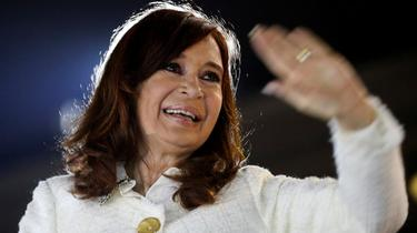 Argentine: Kirchner surprend en annonçant sa candidature à la vice-présidence