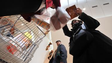 Toulouse: une caissière brandit une machette face à une cliente lors d'une altercation