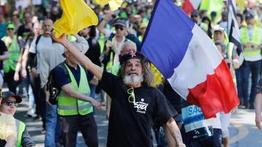 «Gilets jaunes» : 50.000 manifestations depuis le 17 novembre 2018
