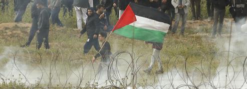 Gaza: un 4e Palestinien tué à la suite de heurts à la frontière avec Israël