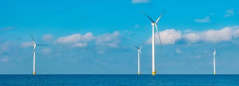 Un consortium piloté par EDF Renouvelables va construire les 45 éoliennes au large de Dunkerque
