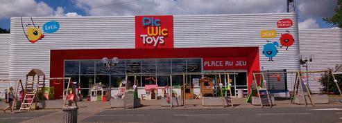 Jouets: Picwic et Toys'R Us s'unissent pour devenir PicWicToys