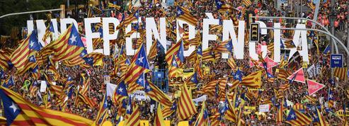 Manifestation test pour des indépendantistes catalans plus divisés que jamais