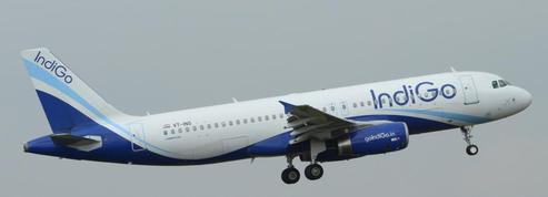 La compagnie IndiGo passe une méga-commande de 300 Airbus de la famille A320 neo