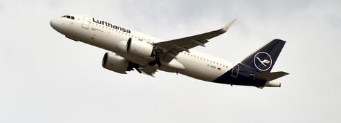 Grève en Allemagne : Lufthansa annonce la suppression de 1300 vols jeudi et vendredi