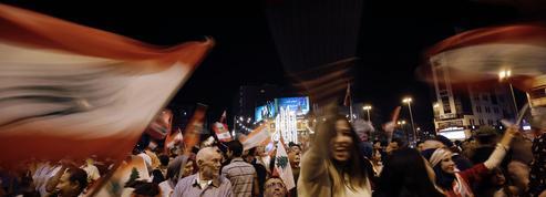 Liban : rassemblement devant l'ambassade de France à Beyrouth