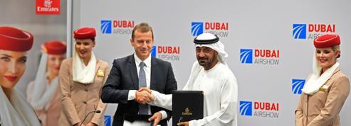 Airbus rafle deux mégacontrats au Moyen-Orient