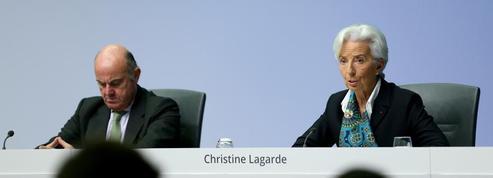 À la tête de la BCE, Lagarde se veut «ni colombe ni faucon»