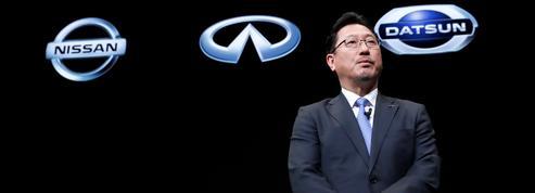 L'état-major de Nissan perd encore un de ses cadres