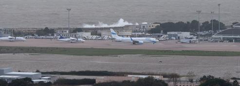 Corse: l'aéroport d'Ajaccio va rouvrir dans la nuit de vendredi à samedi
