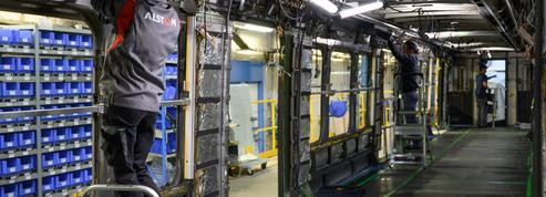 Alstom décroche un contrat de 755 millions d'euros au Royaume-Uni