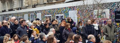 Rue de Trévise : une cérémonie de recueillement, un an après l'explosion