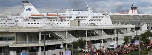 Réformes des retraites: les opérations «ports morts» inquiètent la chaîne logistique