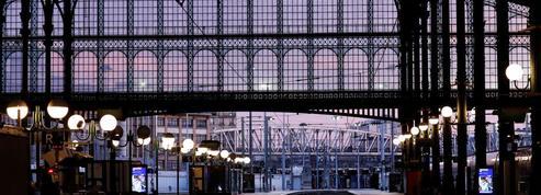 SNCF: le taux de grévistes rechute à 4,7%, moins d'un quart des conducteurs en grève