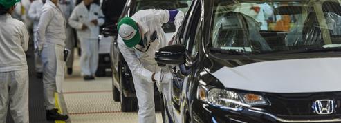 5,3 millions de voitures Toyota et Honda rappelées aux Etats-Unis