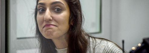 Russie: une Israélo-Américaine emprisonnée a demandé à être graciée